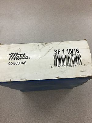 New In Box Martin Qd Bushing Sf 1 15/16