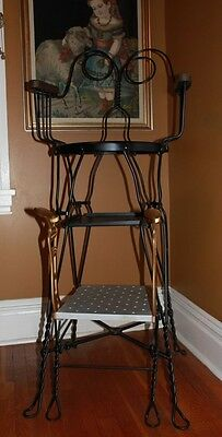 Antique Royal Products Chicago Shoe Shine Chair