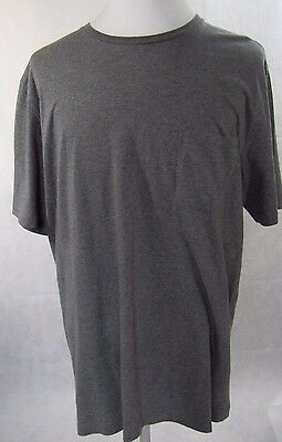 Foundry Men's Short Sleeve with Pocket Gray T-Shirt XL