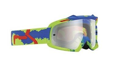 Fox Racing NEW Mx AIRSPC Marz Youth Clear Lens Motocross Dirt Bike BMX Goggles