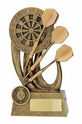 Darts Trophy Award 120mm FREE Engraving
