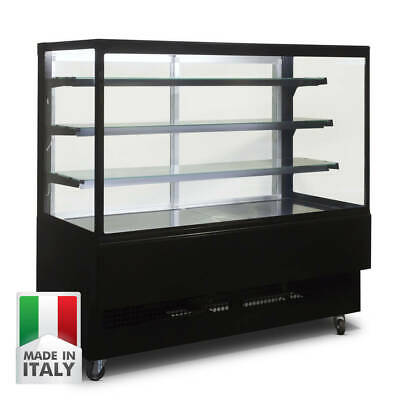Commercial Display Fridge Cake Showcase 4 Layers 1500mm length !Made In Italy!