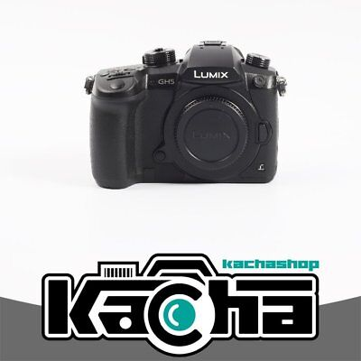 SALE Panasonic Lumix DC-GH5 Mirrorless Digital Camera (Body Only)