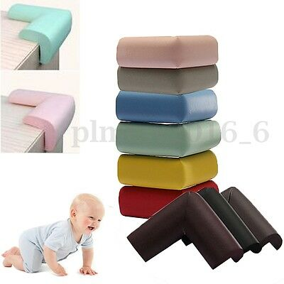 EXTRA THICK! 8Pcs Foam Baby Safety Table Corner Edge Protector Cover Cushion