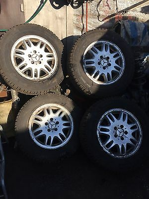 Genuine Mercedes Vito Viano  Alloy wheels and tyres ,