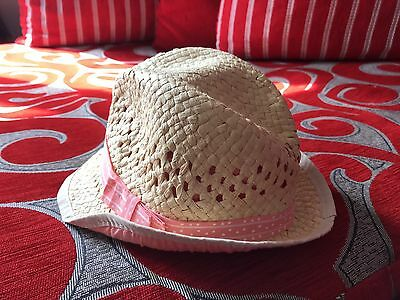 Girls Summer Hat 6/9 Months H&M