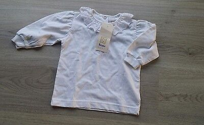 Bnwts Marquise Baby Size 0 Long Sleeve Top