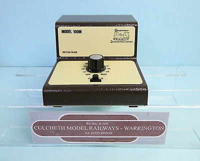 Gaugemaster -Model 100M Single Track Mains Powered Loco Controller New And Boxed