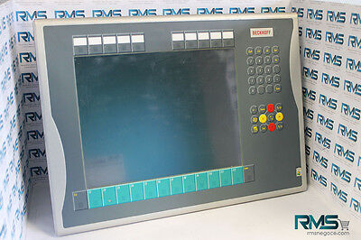 CP7022-0001-0010 - BECKHOFF - CP70 - CONTROL PANEL -CP7022-0001-0010- RMS Negoce