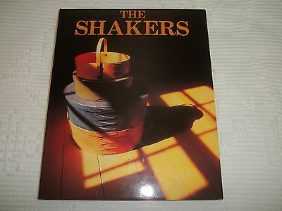 THE SHAKERS book by L. EDWARD PURCELL (HARDBACK)