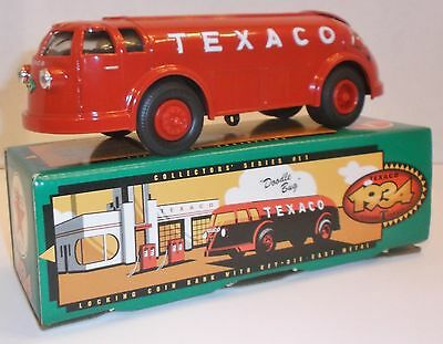 ERTL 1934 Diamond T Tanker BANK Die-Cast Mint Boxed 1:32