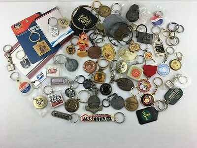 "Vintage Key Chain Collection ""Must See"" Estate Sale"
