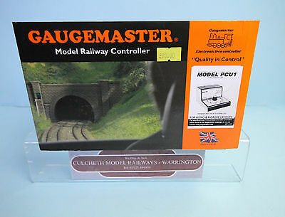 Gaugemaster Model -Pcu1- 6 Way 3 Zone Point Control Unit. New,boxed