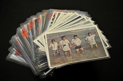 1964 Topps Beatles Diary set builder lot of 42 ~mid-to-high grade~ few doubles