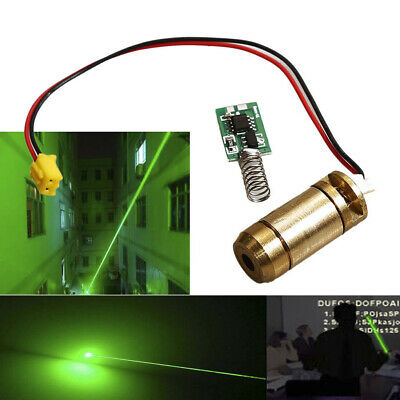 532nm Green Laser Module/Laser Diode/light Free Driver/LAB/Steady working