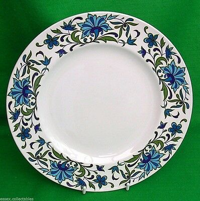 MIDWINTER SPANISH GARDEN JESSIE TAIT DESIGN Dinner Plates RETRO