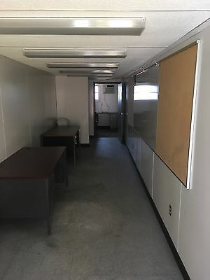 Modular Shipping Container Office (40 FT)