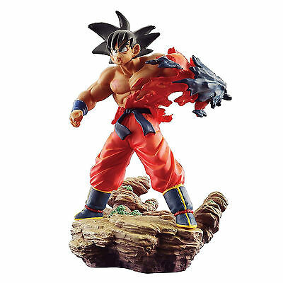 Dragon Ball Z Super Dracap Memorial Statue 01 Son Goku Figure NEW Toys