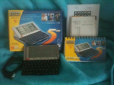 Psion 5MX PDA Boxed