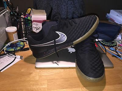 Nike Magista Opus X indoor soccer shoes size 13