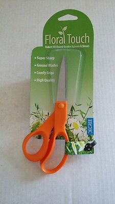 Floral Touch Robust All-Round Garden Scissors And Shears Floral Home Sku 4119