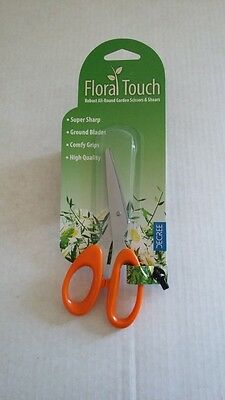 FLORAL TOUCH ROBUST ALL-ROUND GARDEN SCISSORS AND SHEARS FLORAL HOME  sku4169