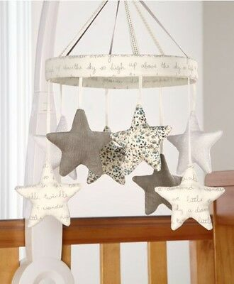 Mamas And Papas Musical Cot Baby Mobile