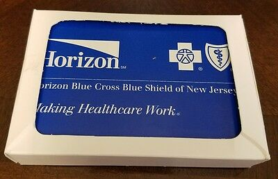 HORIZON BLUE CROSS Blue Shield of New Jersey playing cards