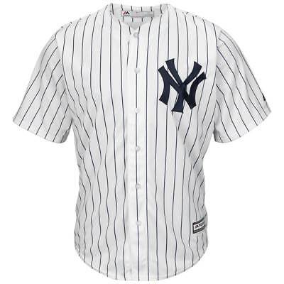 Majestic New York Yankees Cool Base MLB Trikot Home