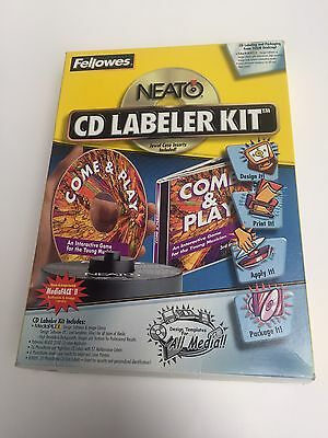Fellowes Neato CD Labeler kit