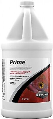 SEACHEM Prime Concentrated Conditioner, 4 Litre