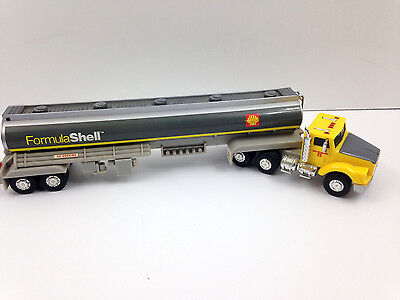 Vintage FORMULA SHELL Oil Company Tanker Toy Truck