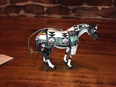 Tewa Horse Ornament Trail of Painted Ponies by Westland #12333
