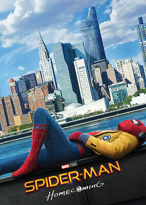 SPIDER-MAN HOMECOMING Movie Promo Card 3