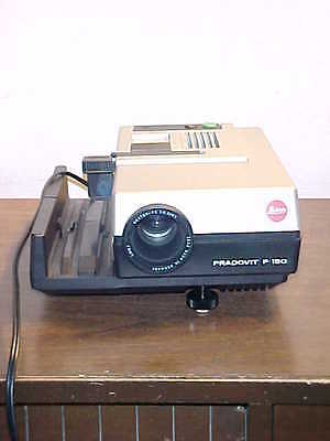 Leica Pradovit P 150  Slide Projector In Original Box