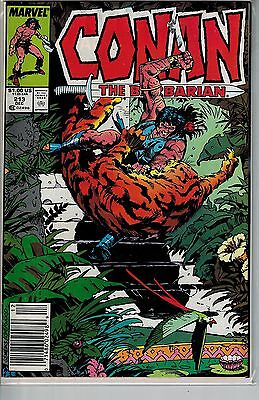 Conan The Barbarian - 213 - Marvel - December 1988