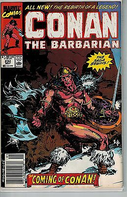 Conan The Barbarian - 232 - Marvel - May 1990