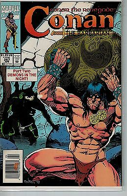 Conan The Barbarian - 267 - Marvel - April 1993