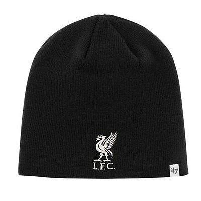 Liverpool FC 47 Beanie in Black
