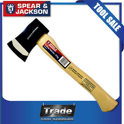 Spear & Jackson Felling Hatchet Timber Handle 1.2lb EG-9601A