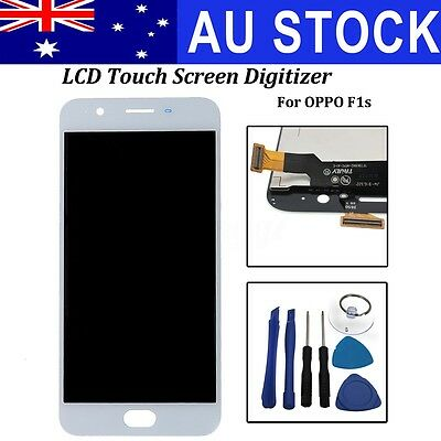 AU Touch Screen Digitizer LCD Display Glass Assembly Tool For OPPO F1s A1601 5.5