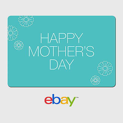 eBay Digital Gift Card - Happy Mother's Day - Email Delivery