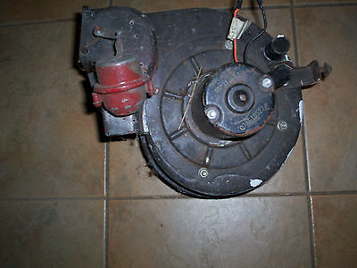 ford mustang Heater fan blower housing 1967,1968 Was off air-con system