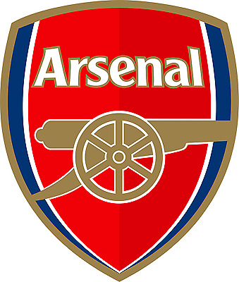Arsenal F.C. Football Badge - Cross Stitch Chart
