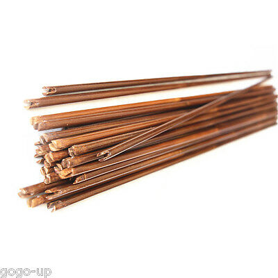 12Pcs Bamboo Arrow Shaft for DIY Bamboo Arrows Archery Hunting Accessaries