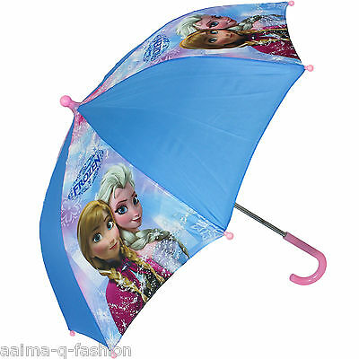 Official Disney Frozen Anna & Elsa Umbrella New With Tag Free Delivery Clearance