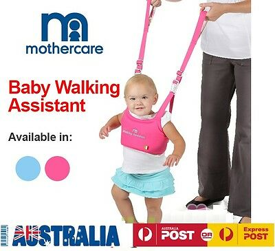 Baby infant adjustable Walking belt Learning Assistant Harness Reins walker