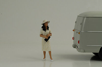 Remembering Pearl Harbour Frau Figurines Figur II 1:18 Figures American Diorama