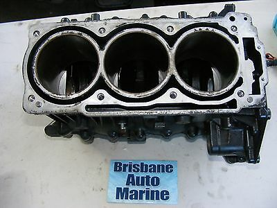 SEADOO 4-TEC 155 215 255 260 ENGINE BLOCK CASES 05 and on SUPERCHARGE RXT RXP