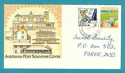 1986 Stroud New South Wales Cover